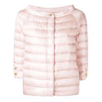 Herno Zipped Padded Jacket - Rosa