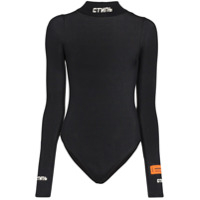 Heron Preston Body Com Decote Posterior - Preto