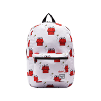 Herschel Supply Co. Mochila Snoopy Skate - Branco
