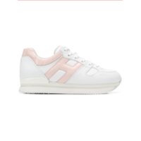 Hogan Basket Sneakers - Branco
