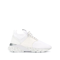 Hogan Chunky Low-Top Sneakers - Branco