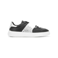 Hogan Embossed Side Logo Sneakers - Preto