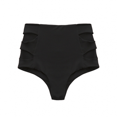 Hot Pants Maiorca Preto Ava Intimates