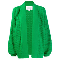 I Love Mr Mittens Oversized Cardigan - Verde
