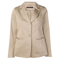 Incentive! Cashmere Relaxed Fit Blazer - Neutro