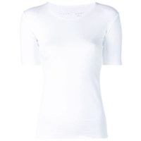 Incentive! Cashmere Round Neck T-Shirt - Branco