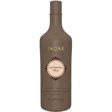 Inoar Máscara De Tratamento Hair Treatment 1L-Feminino