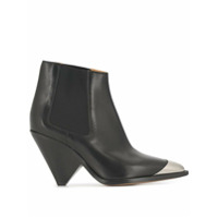 Isabel Marant Ankle Boot 'lemsey' - Preto