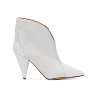 Isabel Marant Archee Ankle Boots - Branco
