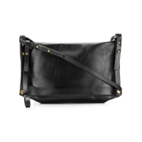 Isabel Marant Drissa Crossbody Bag - Preto