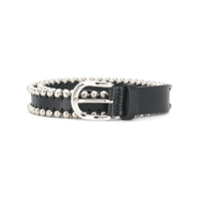 Isabel Marant Studded Belt - Preto