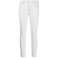 Jacob Cohen Kimberly cropped jeans - Cinza