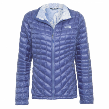 Jaqueta Feminina W Thermoball Full Zip - Azul