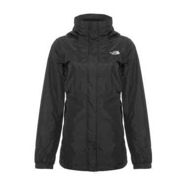 Jaqueta Flyweight Hoodie The North Face - Preto