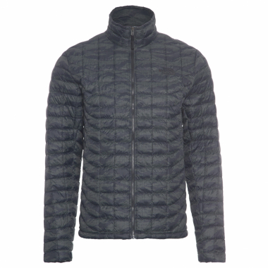 Jaqueta Masculina Thermoball Full Zip Jacket - Cinza