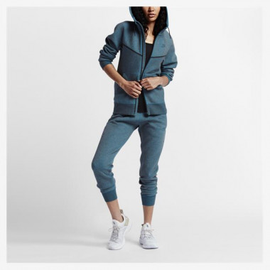 Jaqueta Nikelab X Kim Jones Tech Fleece Feminino