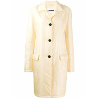 Jil Sander Trench Coat Oversized - Neutro