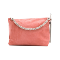 Jimmy Choo Callie Clutch - Rosa