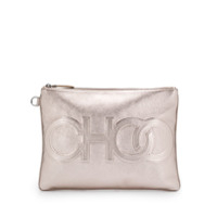 Jimmy Choo Clutch Bette - Dourado