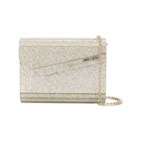 Jimmy Choo Clutch 'candy' - Dourado