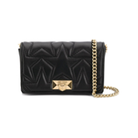 Jimmy Choo Helia Clutch Bag - Preto