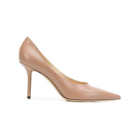 Jimmy Choo Love 85 Pumps - Neutro