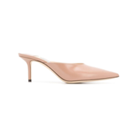 Jimmy Choo Mule Slip On - Neutro