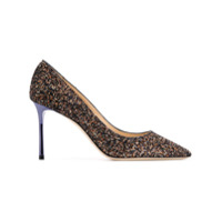 Jimmy Choo Romy 85 Pumps - Preto