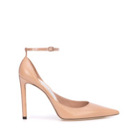Jimmy Choo Sapato Helix 100Mm - Neutro