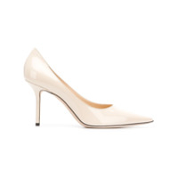 Jimmy Choo Sapato 'love 85' - Neutro