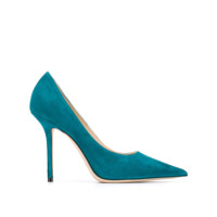 Jimmy Choo Scarpin 'love 100' - Azul