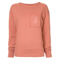 Jw Anderson Classic Knit Sweater - Rosa