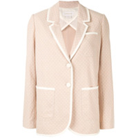 Karen Walker Blazer Oxford - Neutro
