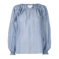Karen Walker Blusa 'waterhouse' - Azul