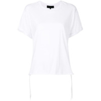 Kendall+Kylie Camiseta Loose Fit - Branco