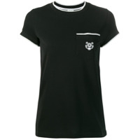 Kenzo Chest Pocket T-Shirt - Preto