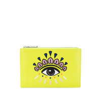 Kenzo Eye Clutch Bag - Amarelo