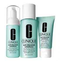 Kit Anti-Acne 3 Passos Anti-Blemish Solutions