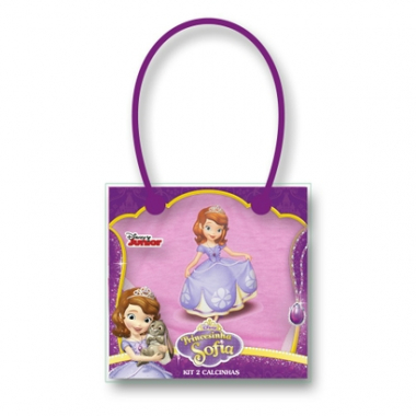 Kit C/ 2 Calcinhas Lupo Disney Princesas-Feminino