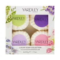 Kit De Sabonetes Yardley London Mix