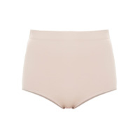 La Rouge Belle Calcinha Hot Pants 'dia A Dia' - Bege