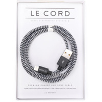 Le Cord Carregador Apple - Preto