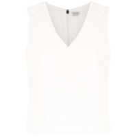 Le Lis Blanc Top Cropped 'fran' - Branco