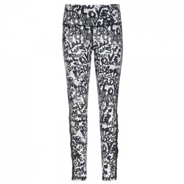 Legging Botoes Estampa Love Pp