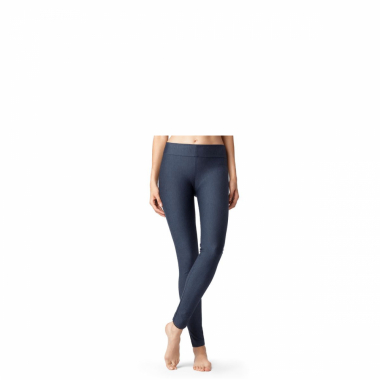 Legging Push Up - Azul P