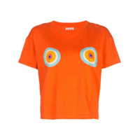 Lhd Camiseta The Logo - Laranja
