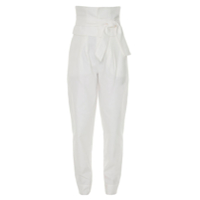 Lilly Sarti Calça Clochard - Off White