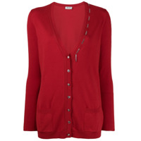 Liu Jo Button Up Cardigan - Branco