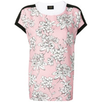 Liu Jo Camiseta Formal Big Apple - Rosa