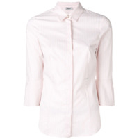 Liu Jo Cropped Sleeves Shirt - Rosa
